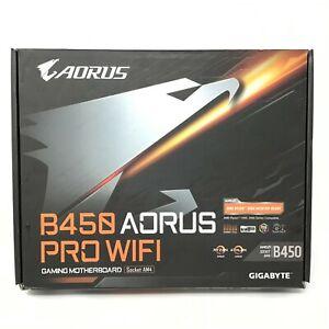 Placa-Madre-Gigabyte-B450-AORUS-Pro-Wifi-AM4-Amd-ryzen-B450-64GB-DDR4-Atx