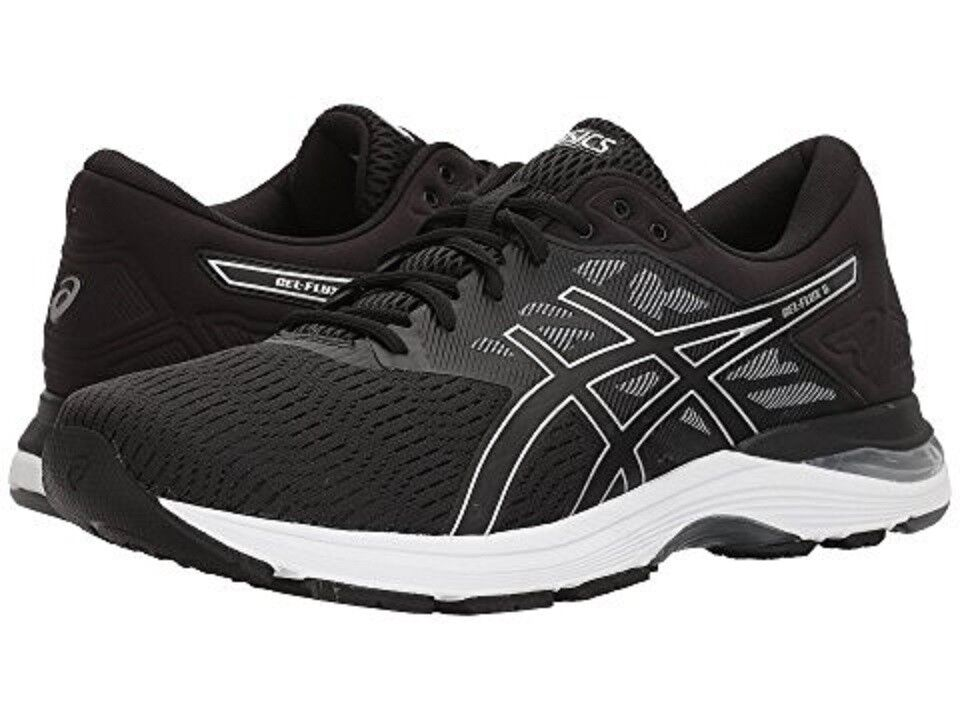 ASICS T811N.9093 GEL-FlUX™ 5 Mn's (M) Black/Silver/Carbon Mesh Running Shoes