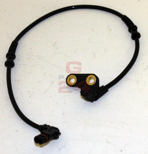 1x Premium ABS-Sensor Drehzahlfühler Raddrehzahlsensor SLK mit ESP vorn links