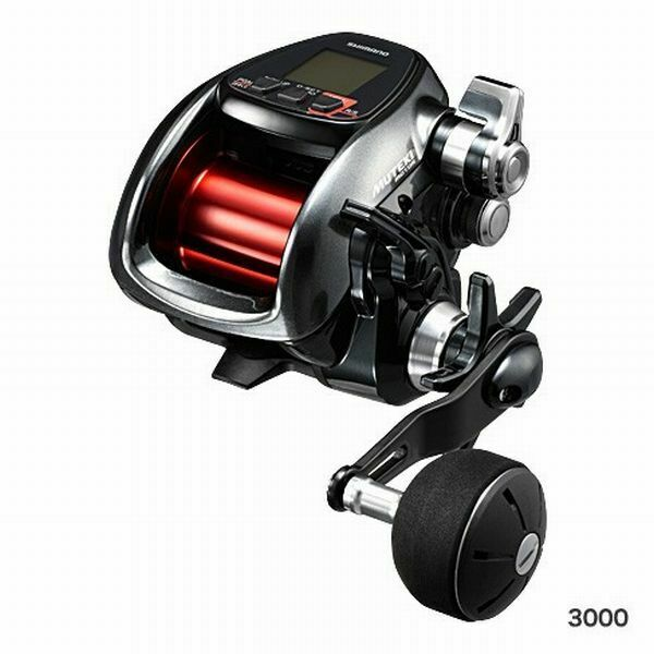 Shimano 16 LEVER 3000 Electric Power Assist Rulle