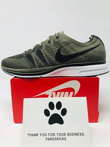 3e811f39db27e Image is loading Nike-Flyknit-Trainer-039-Olive-039-AH8396-200-