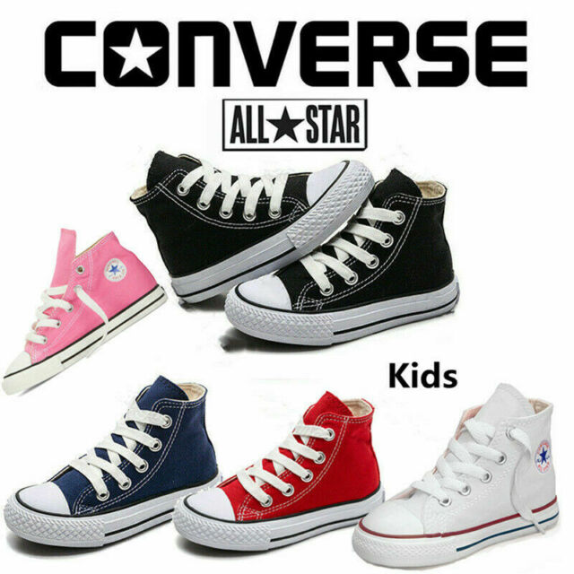 kids converse ebay