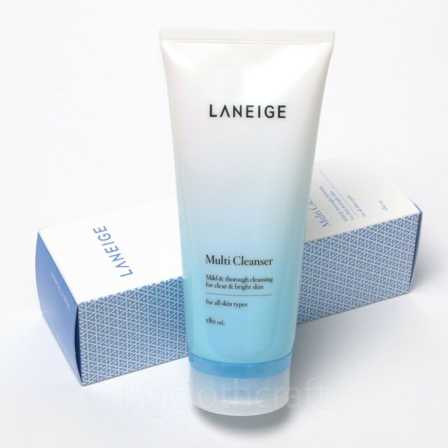 Laneige Balancing Multi Cleanser 180ml Made in Korea
