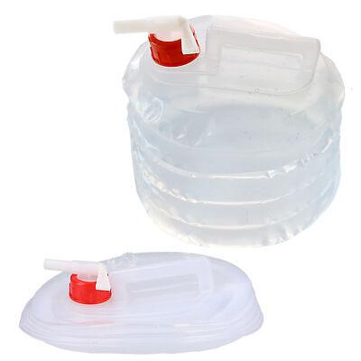 5L Wasserkanister faltbar Faltkanister Trinkwasserkanister Camping Kanister