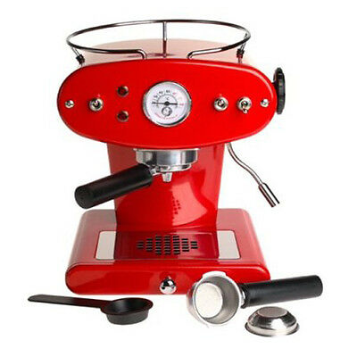Coffee Maker x1 illy Francis Espresso Machine Ground coffe Choose Your Color
