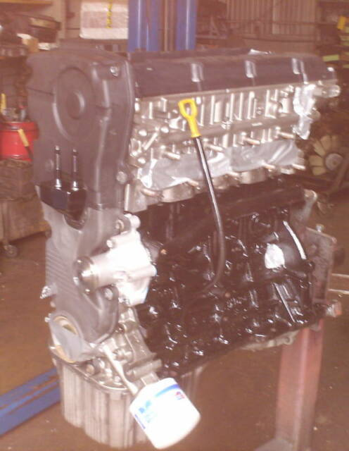2 0 Dohc 16 Valve Kia Complete Engine