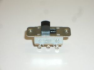 PHILMORE-30-9182-DPDT-ON-ON-SLIDE-SWITCH-6A-125VAC