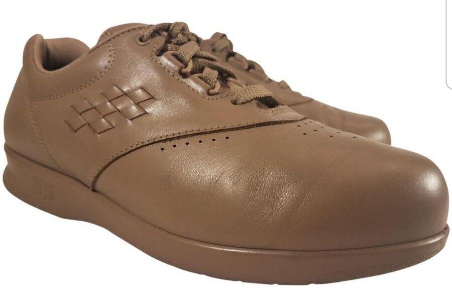 sconto prezzo basso SAS TRIPAD TRIPAD TRIPAD FREE TIME Donna scarpe OXFORDS TAUPE LEATHER Dimensione 7 W ORTHOPEDIC  il più alla moda