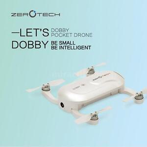NEU-ZeroTech-Dobby-Pocket-Selfie-GPS-GLONASS-RTF-Drone-mit-4K-HD-Kamera