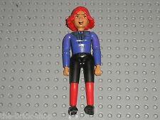 Personnage Sorciere LEGO BELVILLE minifig Figure Madam FROST x235cx2 / Set  5808