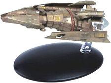 #70 Star Trek Voth City Ship Die Cast Metal Ship-UK//Eaglemoss w Mag