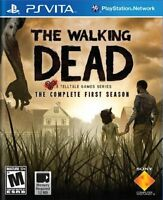 Walking Dead: The Complete First Season (Sony PlayStation Vita, 2013) NEW