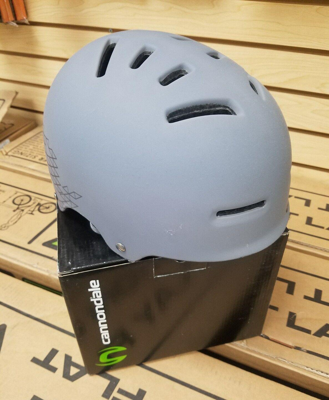 Nuevo En Caja CANNONDALE  WARD BMX Ciclismo Esquí Casco Adulto Tamaño 58-61 Cm Grande  ventas calientes