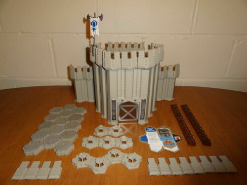 Heroscape Castle Wall and Tower Expansion Set Fortress of the Archkyrie