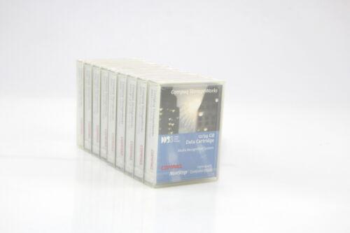 Lot of 10 Compaq Storageworks DDS3 Digital Data 12//24 GB Storage Cartridges 2955