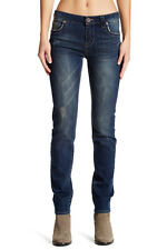 KUT from the Kloth Sammie Straight Leg Jeans Blue KP5560MA6R Size 14