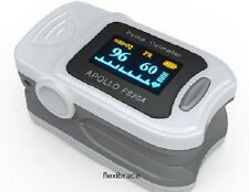 Finger Tip Pulse Oximeter Blood Oxygen SpO2 Monitor OLED Heart Rate