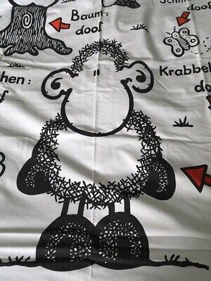 Sheepworld Bettwäsche Garnitur 135/200 Baumwolle Klar Und Unverwechselbar Knöpfe