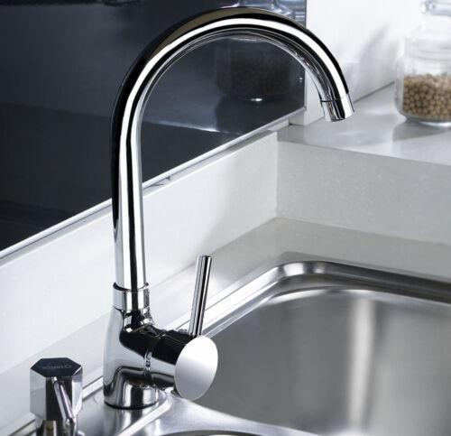 Moderne Küchenarmatur Spültischarmatur Wasserhahn Mischbatterie Waschbecken le