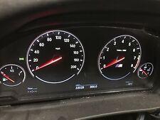 2013 BMW ///M F10 M5 M6 INSTRUMENT CLUSTER SPEEDOMETER GAUGE 33K OEM A