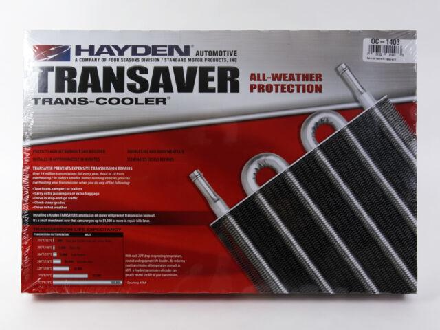 HAYDEN TRANSAVER TRANS-COOLER OC-1405 EXTRA HEAVY DUTY
