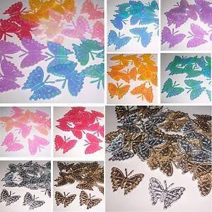 A269 Schmetterlinge 35mm 10 Applikationen (0,30 €/Stk)