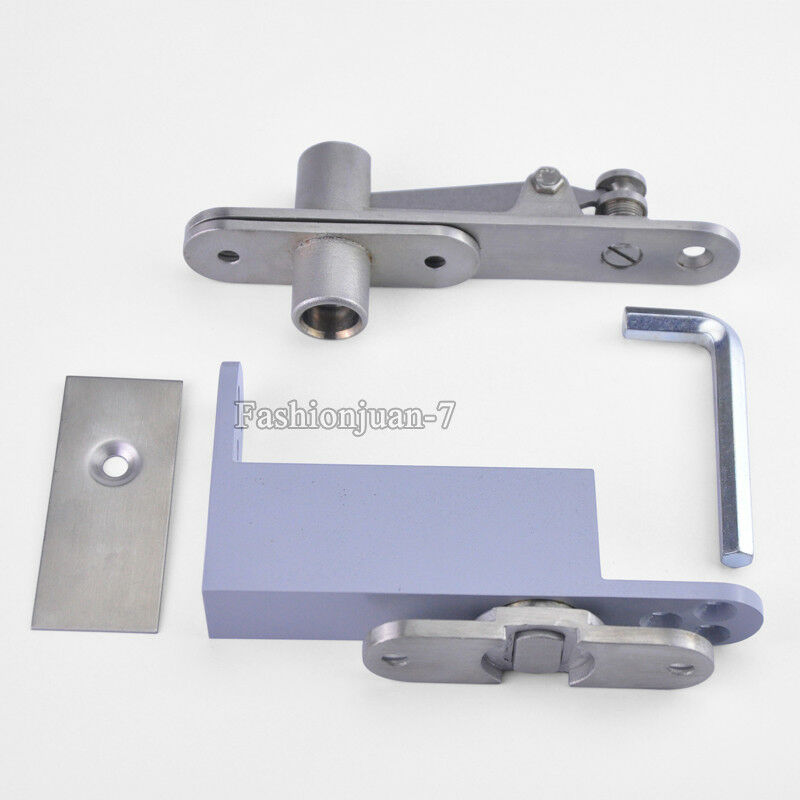 2Sets Stainless Steel Heavy Duty Door Pivot Hinges With Auto Soft Close Function