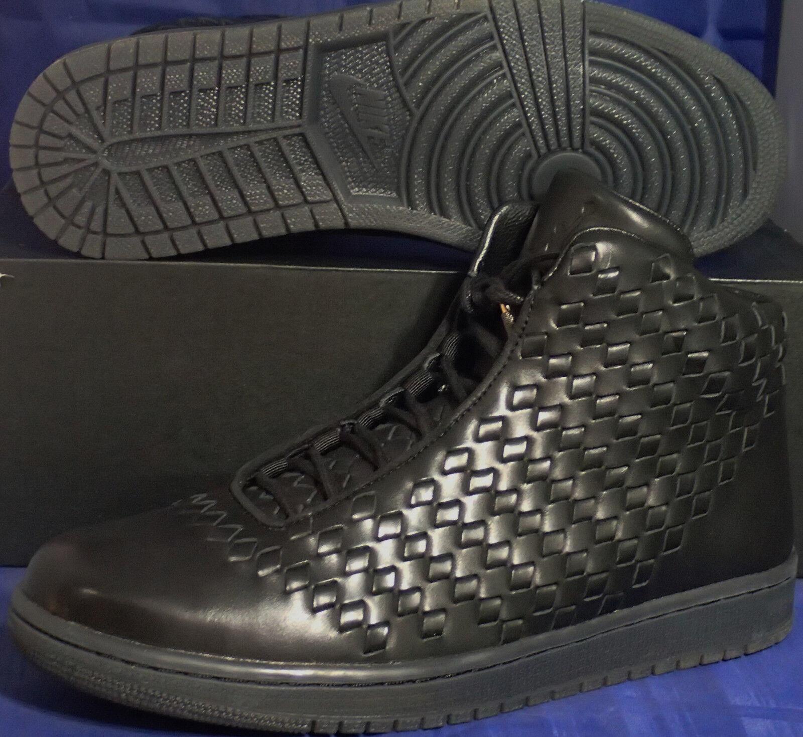 Nike Jordan Shine 689480-010 Black SZ 10.5 ( 689480-010 Shine ) 05858b