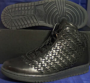 Image is loading Nike-Jordan-Shine-Black-SZ-10-5-689480-