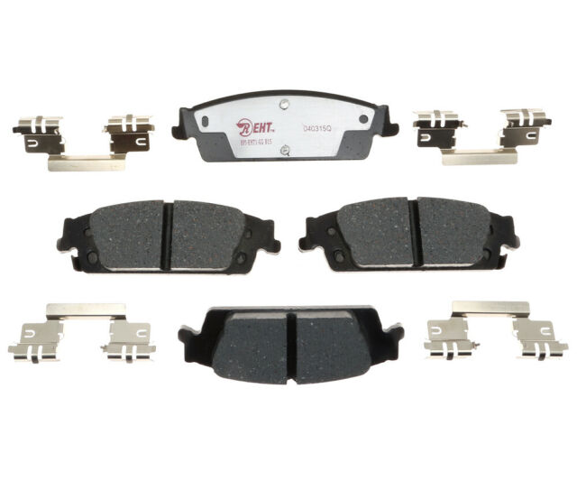 Disc Brake Pad Set-Element3 Hybrid Technology Rear Raybestos EHT1707H