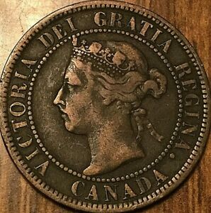 1899-CANADA-LARGE-1-CENT-PENNY