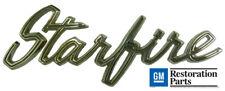 1964 Oldsmobile Starfire Trunk Emblem Script