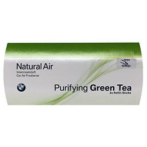 Bmw Natural Car Air Freshener Purifying Green Tea 1pcs 83122285674