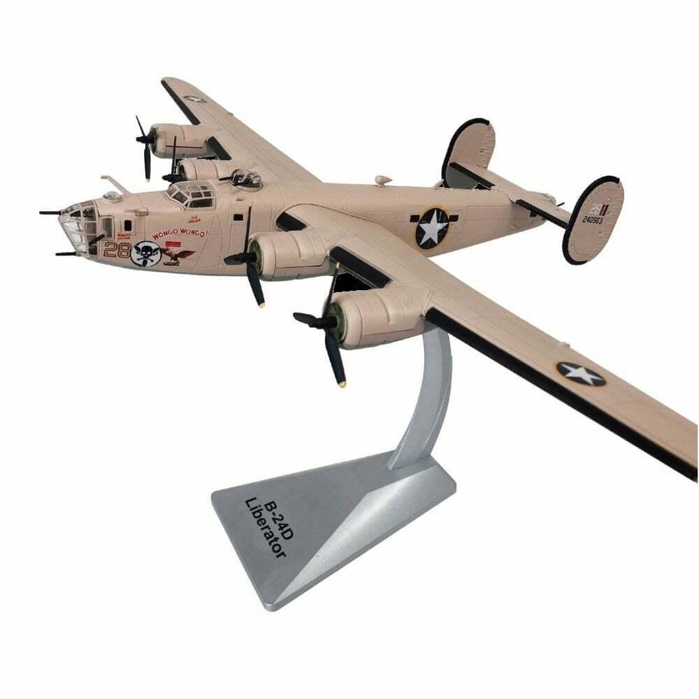 Air Force 1 1 72 B-24D  Liberator USAAF Wongo Wongo 9th AF 512th BS 376th BG  remise