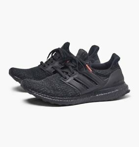 86a5212c34967 Image is loading Men-Adidas-UltraBoost-4-0-Core-Black-Active-
