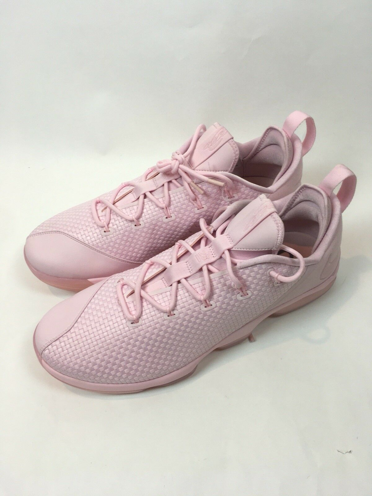 Nike Lebron James 14 Low Basketball Shoes - Pink - Brand New - 17 Brand discount