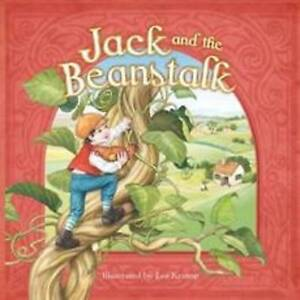 Jack-and-the-Beanstalk-Fairytale-Storybooks-Capstone-Very-Good-Book
