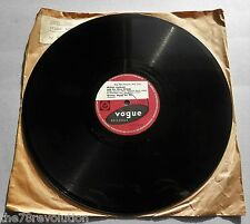 Milt Jackson and his New Group - Criss Cross UK Vogue Records 78rpm Single