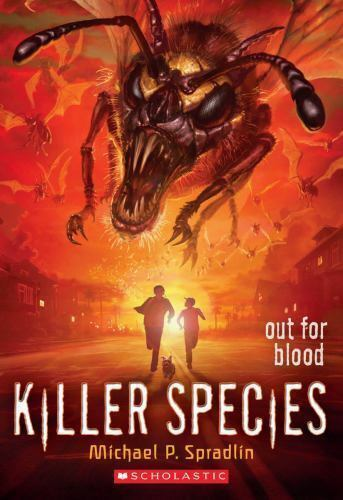 Out for Blood (Killer Species #3) by Spradlin, Michael P.