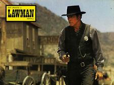 AFs:  LAWMAN / Burt Lancaster ( 16 Stück / versch,)