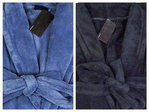 Mens-Dressing-Gown-Kingsize-3xl-4xl-5xl-6xl-7xl-8xl-Bath-Robe-Bathrobe-Fleece