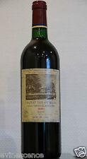 vin Chateau DUHART MILON 1990 Bordeaux Pauillac Grand Cru Classé 75cl Rothschild