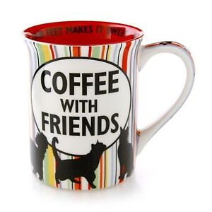 Our-Name-is-Mud-Cat-Mug-Large-Stoneware-Coffee-Friends-Cat-Hair-in-it-Mug