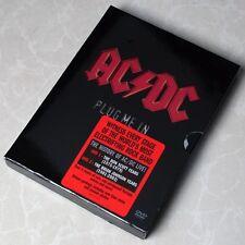 AC/DC - Plug Me In 2007 USA 2xDVD BOX SET Region 0/ALL #0606