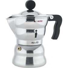 Alessi Moka Espresso Coffee Maker - 6 Cup