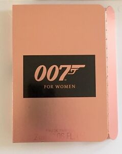 007 for women edp Phiole