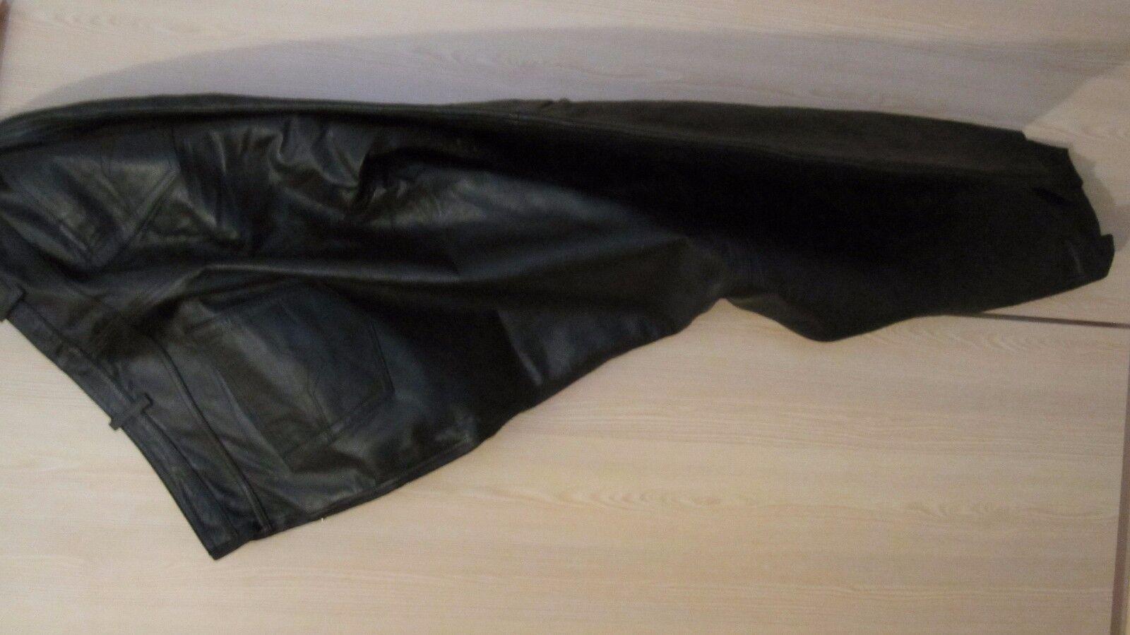 Harley Davidson Pantalon Cuir Größe 42