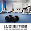 thumbnail 7 - 20KG Dumbbell Adjustable Weight Set Home Gym Core Fitness Space Saving Fortis AU