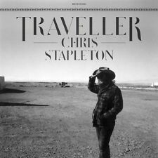 Traveller [Slipcase] by Chris Stapleton (CD, May-2015, Mercury Nashville)