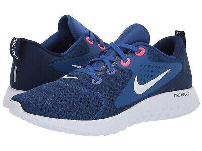 Men's Nike Legend React Running Shoes, AA1625 405 Multi Sizes Indigo ForceWhite | eBay